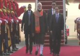 Prime Minister Narendra Modi arrives in South Korea on 2-day visit
