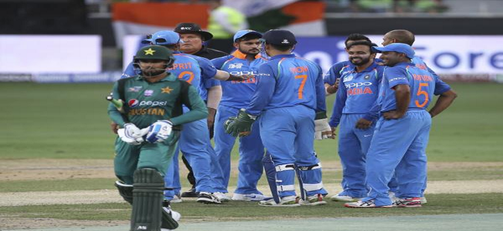 Government official believes that India may get ban by ICC if they boycott Pakistan game (Image Credit: Twitter)