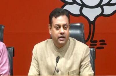 Sambit Patra slams Congress over Pulwama attack, says it sponsors caste analysis of CRPF jawans