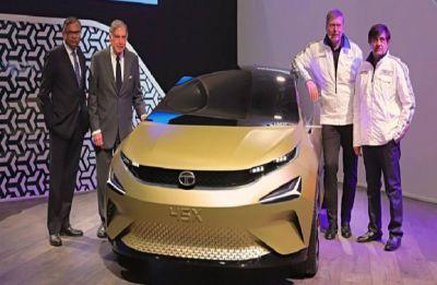 Tata 45X premium hatchback to debut at Geneva Motor Show 2019