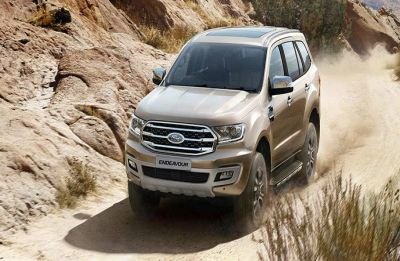 Ford India launches updated 2019 edition of SUV Endeavour