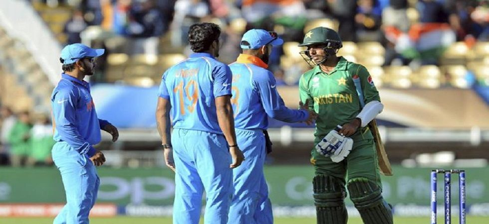 ebdf4eee3ea The India vs Pakistan ICC Cricket World Cup clash on June 16 in Manchester  is under