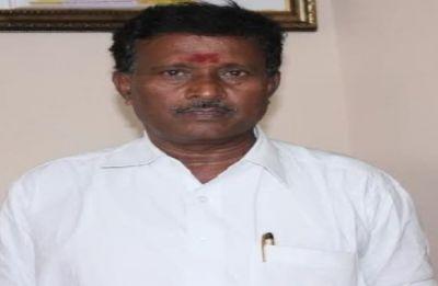 AIADMK's Lok Sabha member S Rajendran dies in car accident