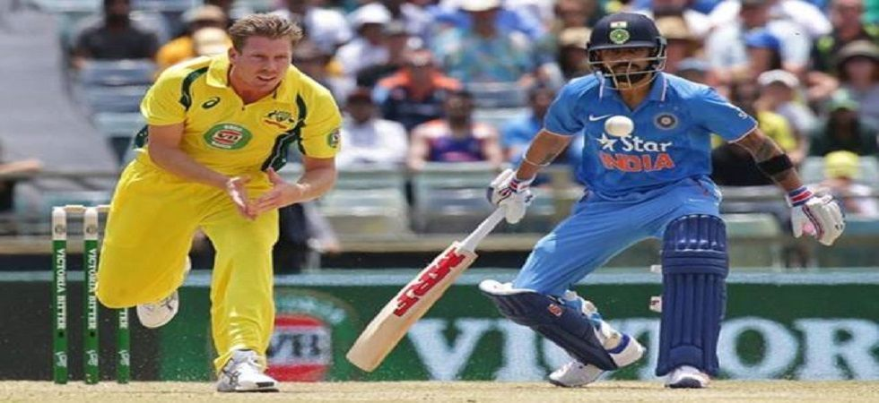 IND V AUS: Preview (file photo)