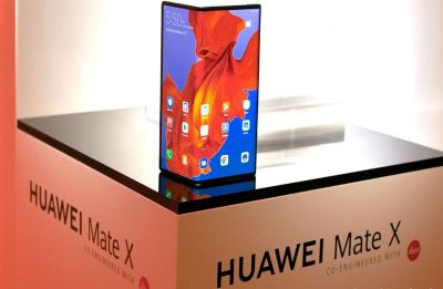 Huawei Mate X 5G smartphone with folding screen launched at MWC 2019 - Price, specifications and features