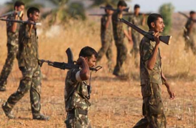 Jharkhand: 3 Maoists killed in encounter with security forces near Gumla