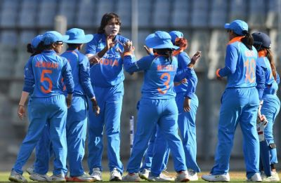 ICC Women's Championship: India create history, beat England to take unassailable lead