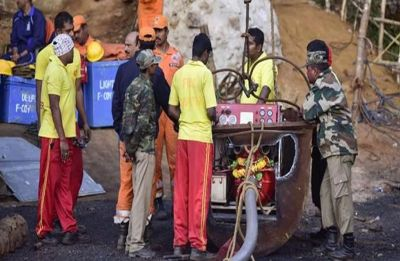 Meghalaya mine tragedy: Skeleton of another trapped miner spotted