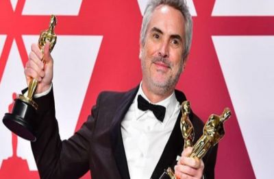 Alfonso Cuaron wins Oscar for the 2nd time for his semi-autobiographical film
