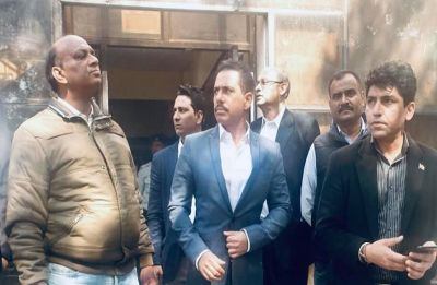 Delhi court directs ED to provide Robert Vadra copies of seized documents