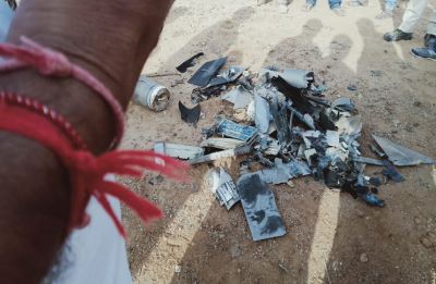 In a first, Israeli Spyder used to shoot down Pakistani drone in Gujarat
