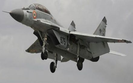Indian Air Force violated Line of Control, intruded into