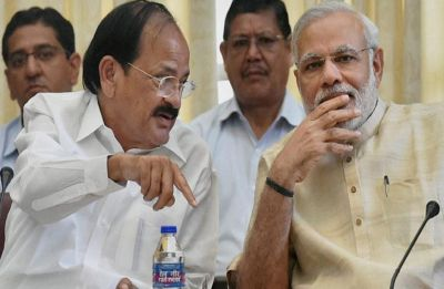 PM Modi briefs President, Vice President about air strike on Jaish camps across LoC