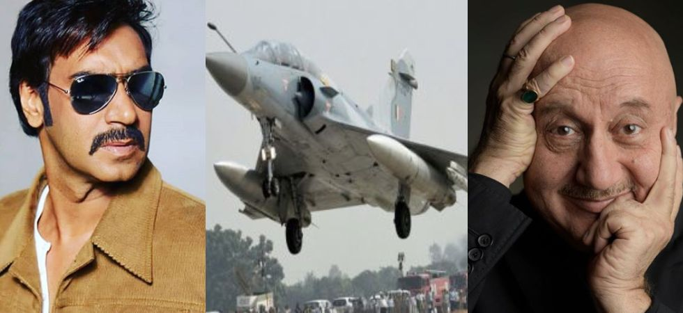 Surgical Strike 2.0: Bollywood rejoices IAF's befitting reply to Pakistan (Instagram)