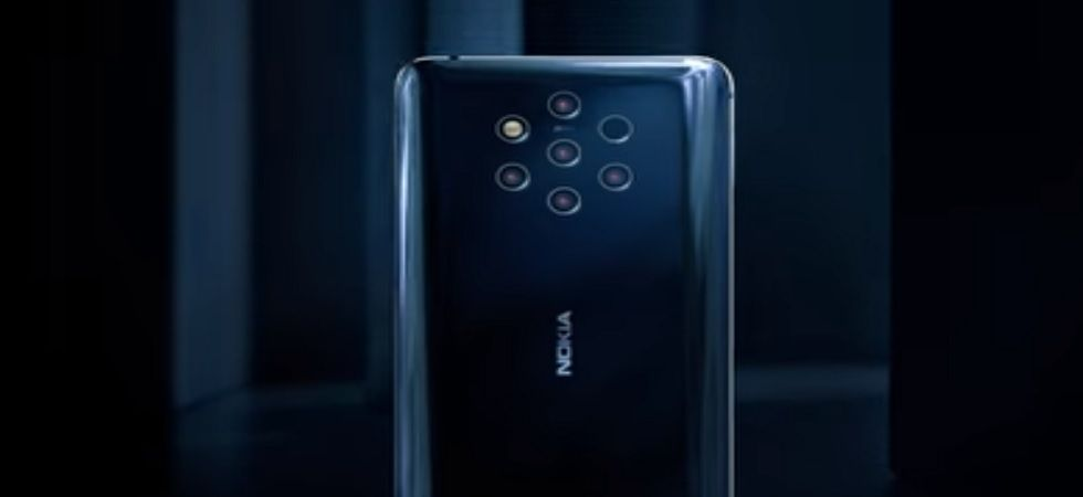 Nokia 9 PureView with penta 12MP rear cameras launched (Facebook)