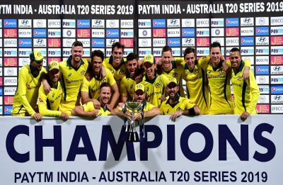 IND V AUS: Australia scripts their own fate as they clinch T20 series 2-0