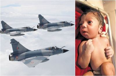 Newborn baby named 'Miraj' to eternise Balakot bombing by Mirage 2000