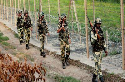 Amid Indo-Pak tension, BSF on alert at Bangladesh border