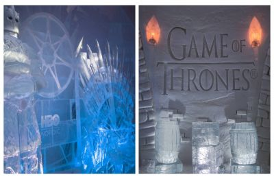 A GOT fan? Finland just opened an entire Games of Thrones-themed hotel