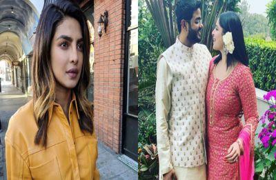 Priyanka Chopra's brother Siddharth gets engaged to Ishita Kumar, see PHOTOS from roka ceremony