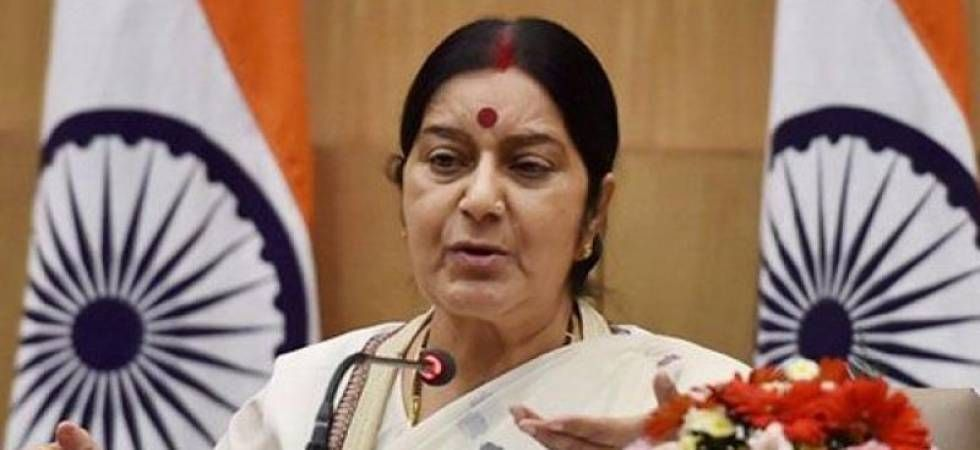 Sushma Swaraj has been invited as