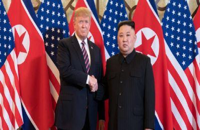 Trump-Kim handshake, optimism to kick off nuclear summit in Hanoi