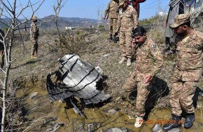 SEE   First picture of Pakistan Air Force's F-16 that was downed by IAF Mig 21: Report