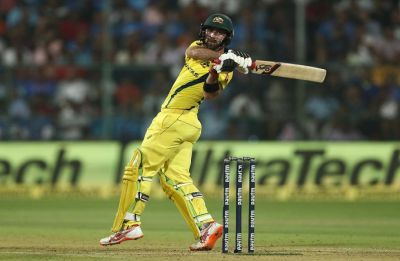 Glenn Maxwell hails Big Bash League for his performance against India