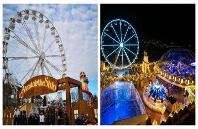 Ambanis St. Moritz's Winter Wonderland opened to locals, Mayor calls it,''It's my best 2 hours till now''