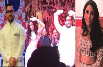 What happened when Aamir Khan asked Ambani bride Shloka Mehta 'Aati kya Khandala?'