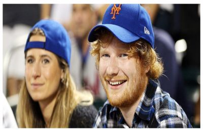 Ed Sheeran reportedly married childhood sweetheart Cherry Seaborn in secret ceremony