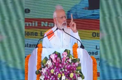 Every Indian is proud of brave Wing Commander Abhinandan: PM Modi at Kanyakumari rally