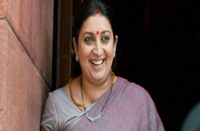 PM Modi's 'parakram' behind IAF pilot's return in 48 hours, says Smriti Irani