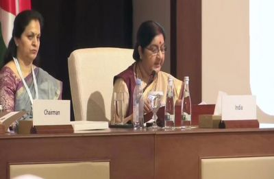 At Islamic nations meet, Sushma Swaraj targets Pakistan over terrorism: Top quotes