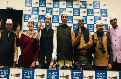 AAP declares candidates for 6 of 7 seats for LS polls in Delhi, no alliance with Congress