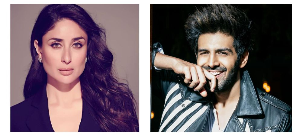 Kartik Aaryan reacts to Kareena Kapoor's 'massy' comment (Photo: Twitter)