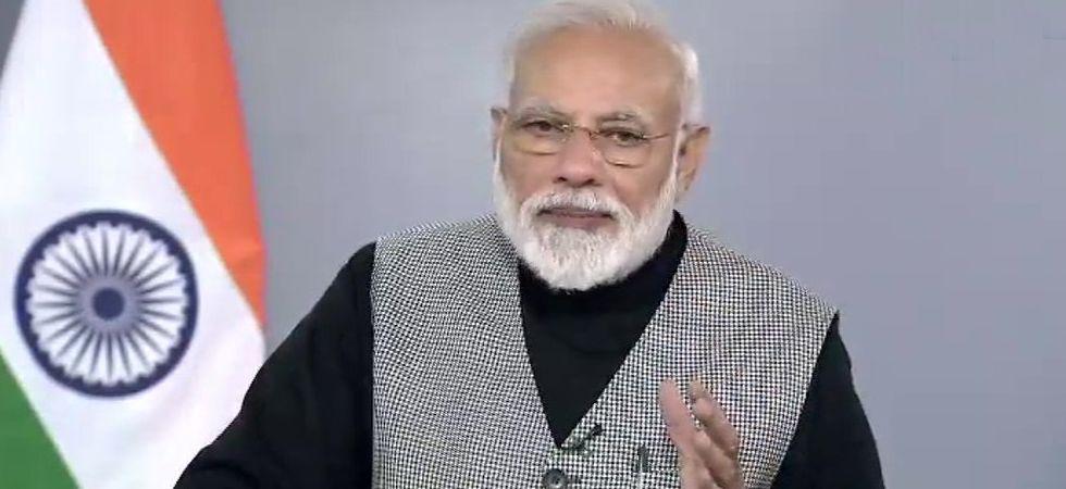 PM Modi also criticised the previous Congress governments for not doing anything to implement the OROP. (Image Credit: ANI)