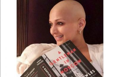 Wanted to be in charge of my narrative: Sonali Bendre on sharing cancer battle on social media
