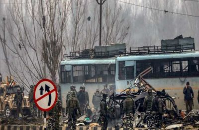 Blasted in smithereens, how car used in Pulwama attack gave 'key' clue to NIA