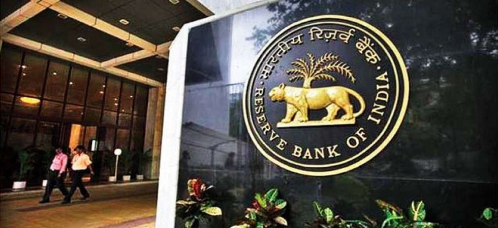 RBI slaps fine on four banks (File Photo)