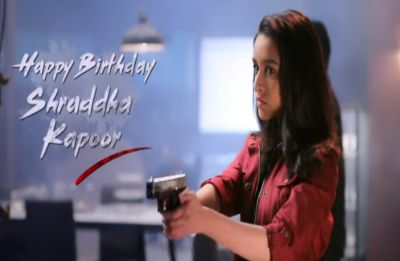 On Shraddha Kapoor's birthday, makers drop new BTS teaser titled Shades of Saaho Chapter 2