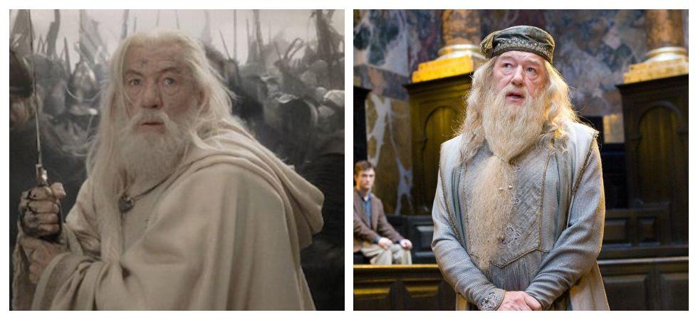 Ian McKellen says fans get confused between Gandalf and Prof Dumbledore (Photo: Twitter)