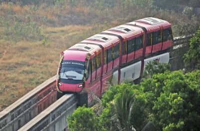 CM Devendra Fadnavis flags off India's first monorail network in Mumbai
