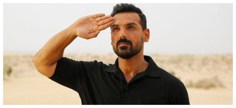 Take a stand if you're politically aware or don't talk says John Abraham (Photo: Twitter)