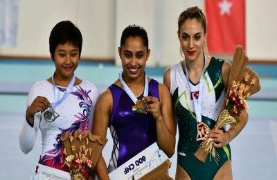 Dipa Karmakar cleared to participate in Doha and Baku Gymnastics World Cup