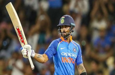 Virat Kohli still on top but Williamson narrows gap