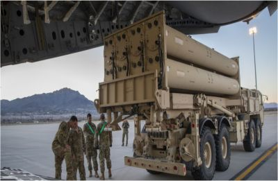 US deploys THAAD missile defence in Israel for first-ever joint military exercise