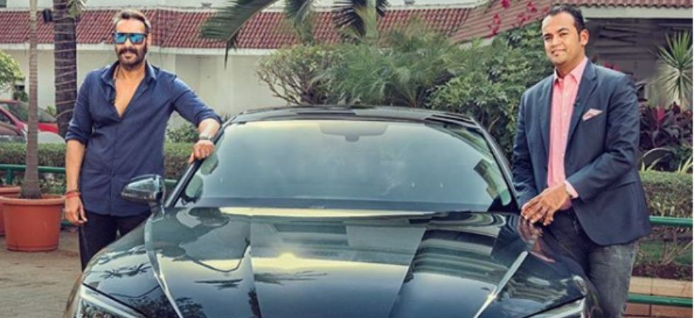 Ajay Devgan bags a Rs 54 lakh car for best answer in Koffee with Karan (Instagram)