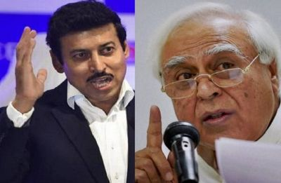 'Will you please also go to Balakot to check?' Rajyavardhan Singh Rathore to Kapil Sibal on airstrike proof