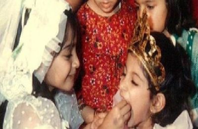 Sonam Kapoor wishes sister Rhea Happy Birthday with an adorable throwback pic